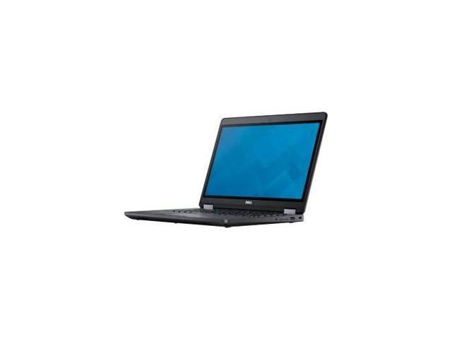 DELL Laptop Latitude WYKCT Intel Core i5 2.3 GHz 4 GB Memory 500 GB HDD HD Graphics 520 14.0