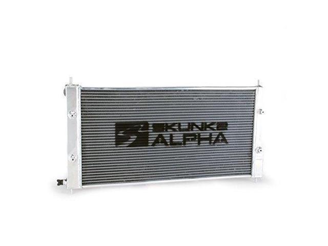 skunk 2 sku349 12 1000 13 16 brz frs alpha radiator manual and auto rh newegg com Radiator Heater Car Radiator Design