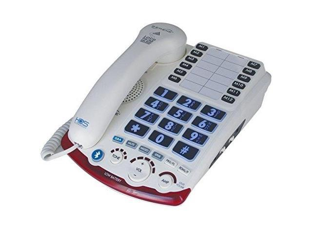 SERENE INNOVATIONS SI-HD-70 HD Amplified Phone for Landline and Cell