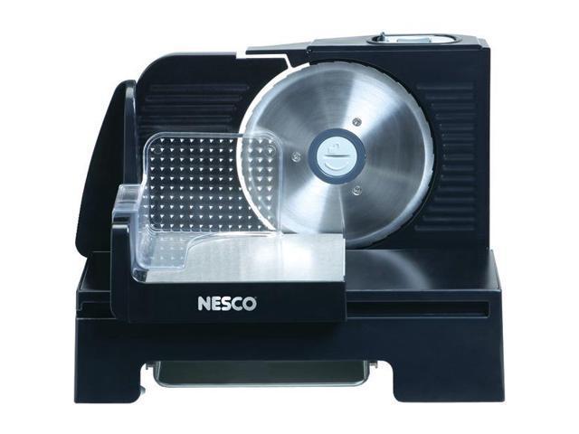 NESCO FS-140R Black Food Slicer