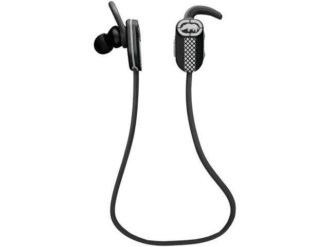 ECKO UNLIMITED EKU-RNR-BK Bluetooth(R) Runner Earbuds with Microphone (Black)