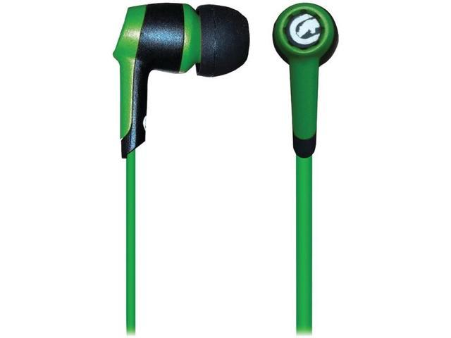 ECKO UNLIMITED EKU-HYP-GRN Hype Earbuds with Microphone (Green)