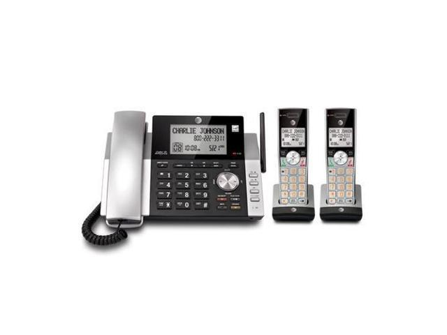ATT Corded Cordless with 2 Handsets
