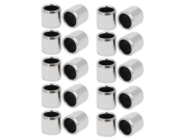 8mmx6mmx8mm Self-lubricating Oilless Bearing Sleeve Composite Bushing 20pcs