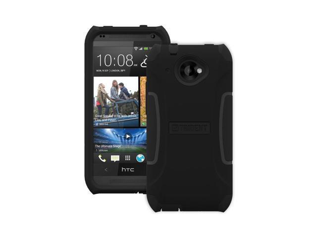 Trident AG-HTC-ZARA-BK for HTC Desire 601 - ZARA - Retail Packaging  - Black