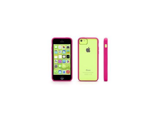 GRIFFIN Reveal Pink Solid Case for iPhone 5c GB39085