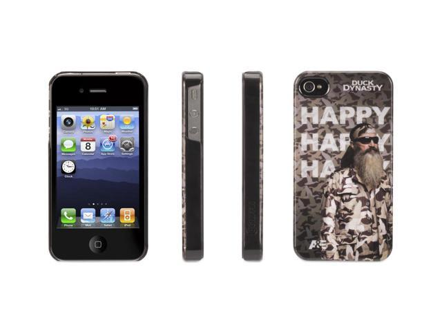 Griffin Happy Duck Dynasty Case for iPhone 4/4s   Limited-edition hard shell case featuring Duck Dynasty