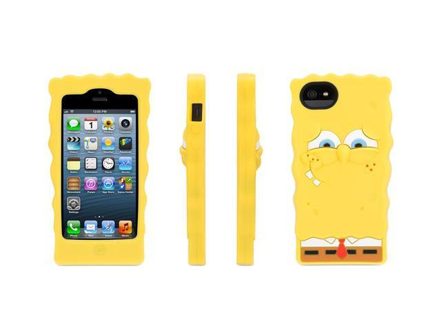 Griffin SpongeBob SquarePants Silicone Skin for iPhone 5   A protective skin, featuring everybody's favorite sponge!