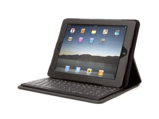 Griffin Folio w/ Built in Bluetooth Keyboard for iPad 2, Pad 3 and iPad (4th gen.)   Opens like a book; types like a keyboard