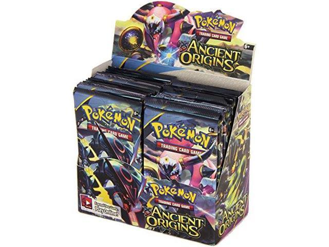 Pok?mon Trading Card Game XY-Ancient Origins Display Booster Box (36 Booster Packs) PKU11990
