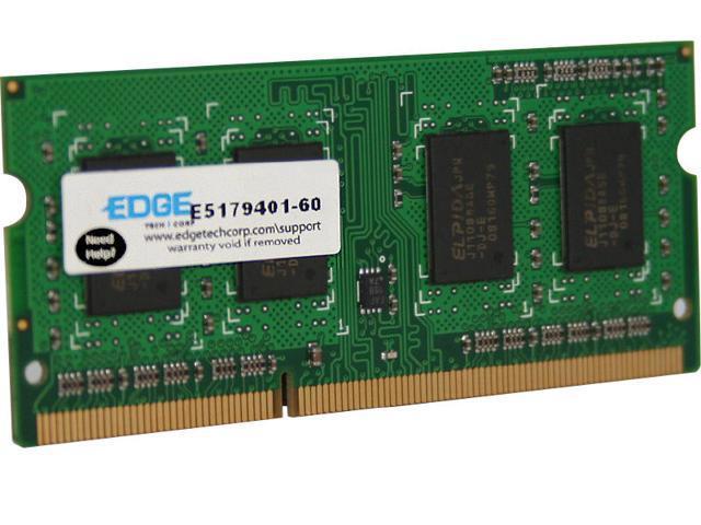 EDGE Tech 4GB 204-Pin DDR3 SO-DIMM DDR3 1333 (PC3 10600) Laptop Memory
