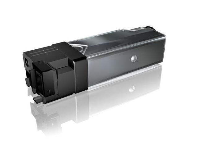 For Use in Dell 2130cn/2135cn High Yield Black Toner (OEM# 330-1436; 330-1389) (2500 Yield)
