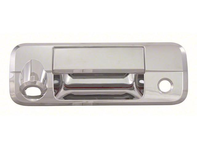 Chrome Tail Gate Cover (w/ camera) for 2007 – 2010 Toyota Tundra