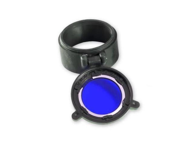 Streamlight 85116 Blue Scorpion Color Flip-Up Lens Assembly For LED Flashlight