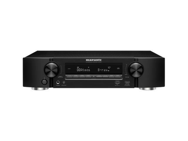 Marantz NR1607 7.2 Channel Slim Line Network A/V Receiver with Bluetooth and Wi-Fi - Newegg.com