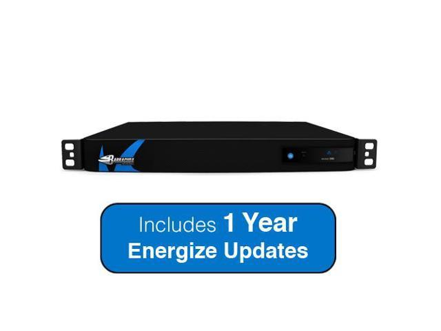 Barracuda Networks Backup Server 290a for Backups up to 500GB - Includes 1 Year Energize Updates