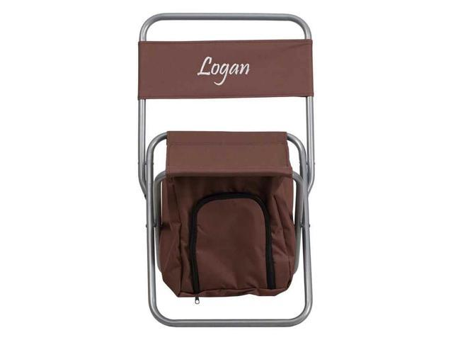 Camping Chair in Brown