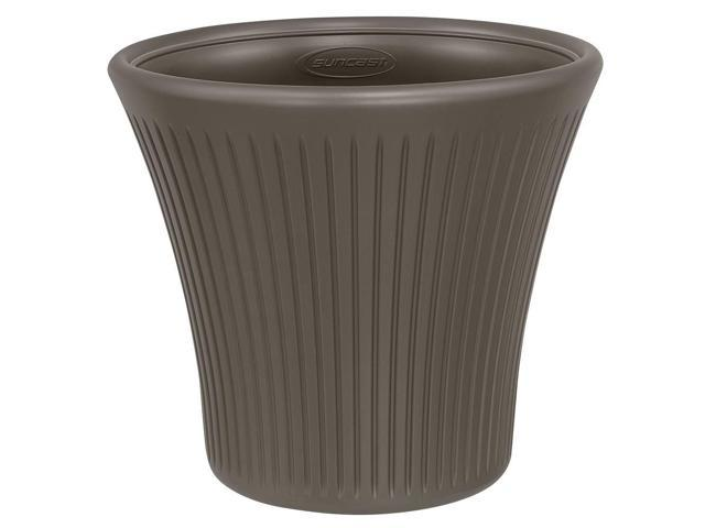 Tisa Bronze Planter - Set of 2