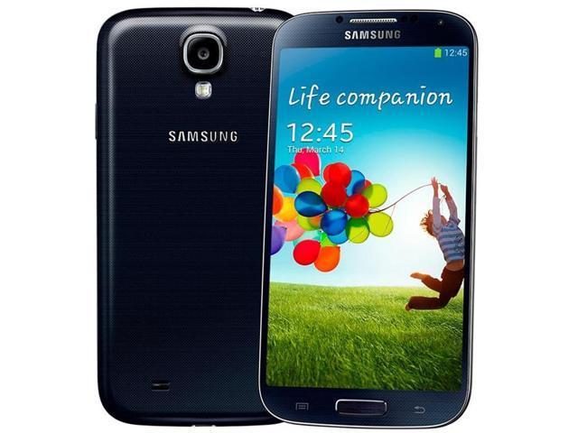 Samsung Galaxy S4 I9505 16GB Unlocked Smartphone (Black)