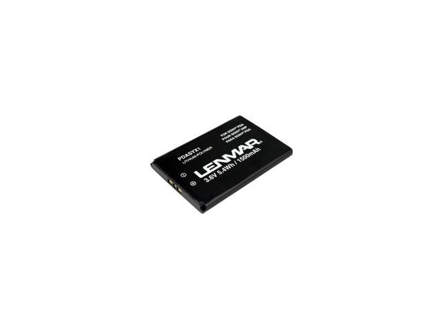 Lenmar 1500 mAh Replacement Battery for Sony X1a, Xperia X1 PDASYX1