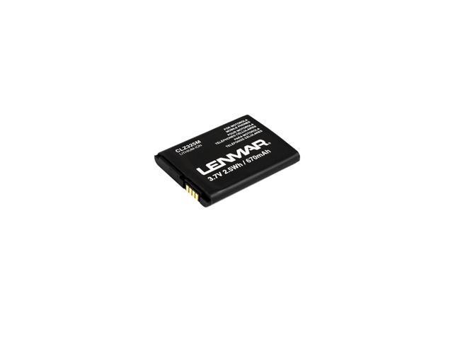 Lenmar 670 mAh Replacement Battery for Motorola Hint QA30 CLZ325M