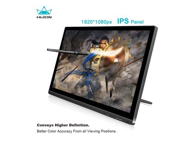 Huion GT-191 HD Drawing Tablet Monitor 8192 Pen Pressure 19.5 Inch Interactive Pen Display