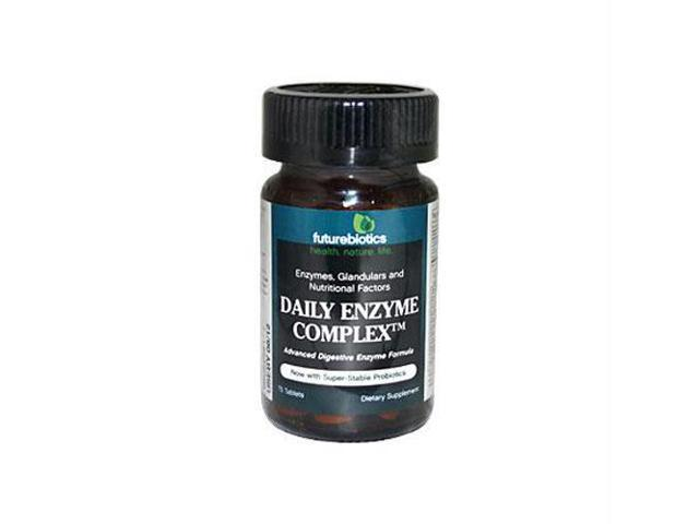 Daily Enzyme Complex - Futurebiotics - 75 - Tablet