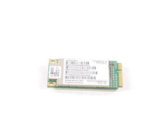 HP H6F23AA Mini Card Network - Wireless Adapters