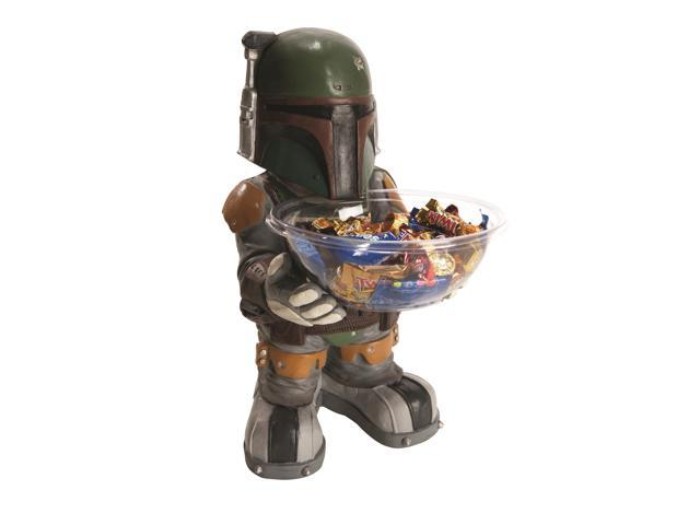 Star Wars Boba Fett Candy Holder Party Decoration