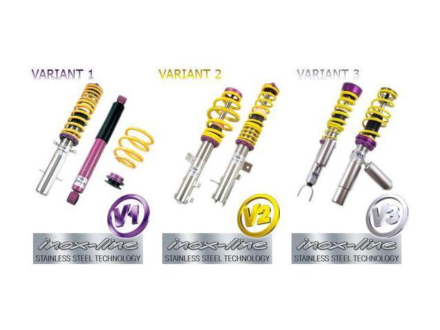 KW Coilover Kit V3 Audi Golf IV (1J) R32 + 4motion 35280081