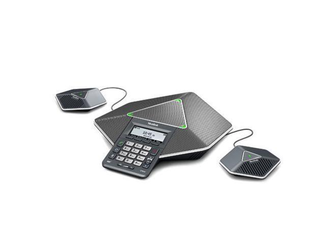 Yealink CP860-MIC-BUNDLE - CP860 Diamond IP Conference Phone -with 2 Expansion Mics (CPE80)
