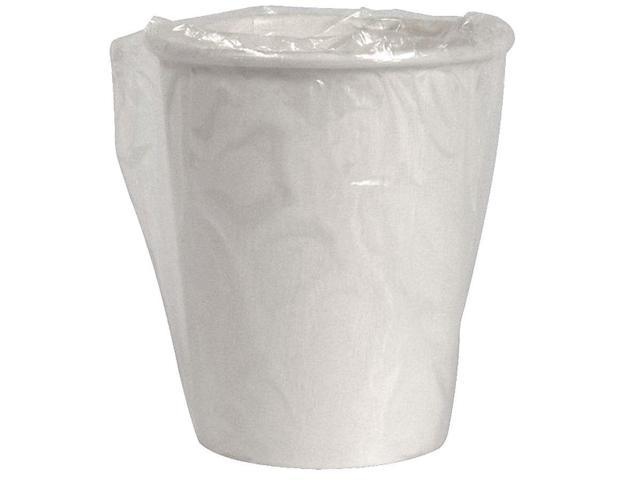 Solo Cup - W370-2050 - Wrapped Single-Sided Poly Paper Hot Cups, 10oz, White, 50/Bag, 20 Bags/Carton