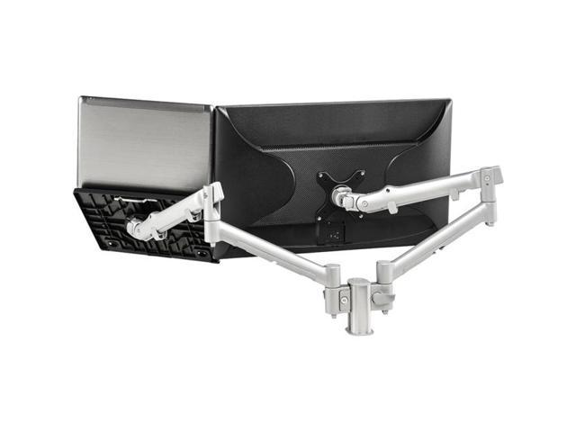 Atdec - SNCS10S - Systema SNCS10S Desk Mount for Flat Panel Display, Notebook - 18 to 27 Screen Support - 17.64 lb Load