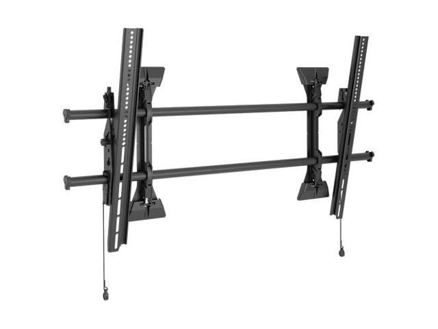 Chief - XTM1U - Chief Fusion Wall Tilt XTM1U Wall Mount for Flat Panel Display - 55 to 82 Screen Support - 250 lb Load