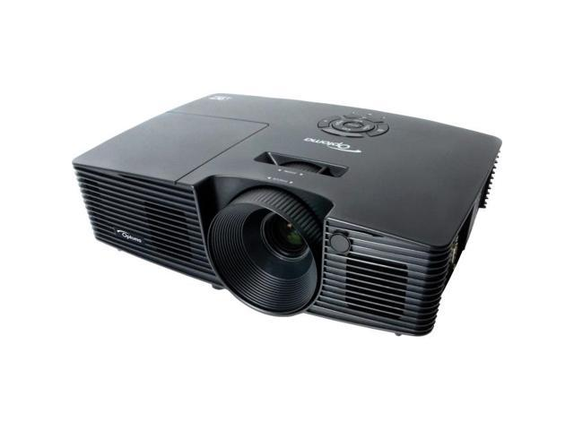 Optoma - DW333 - Optoma DW333 3D DLP Projector - 720p - HDTV - 16:10 - Ceiling, Front, Rear - 5000 Hour Normal Mode -