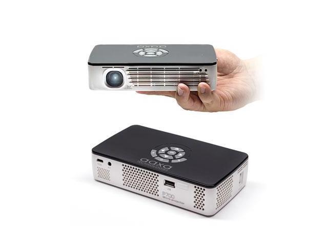 AAXA Technologies - KP-700-01 - AAXA Technologies P700 LED Projector - 720p - HDTV - 16:9 - Front - LED - 15000 Hour