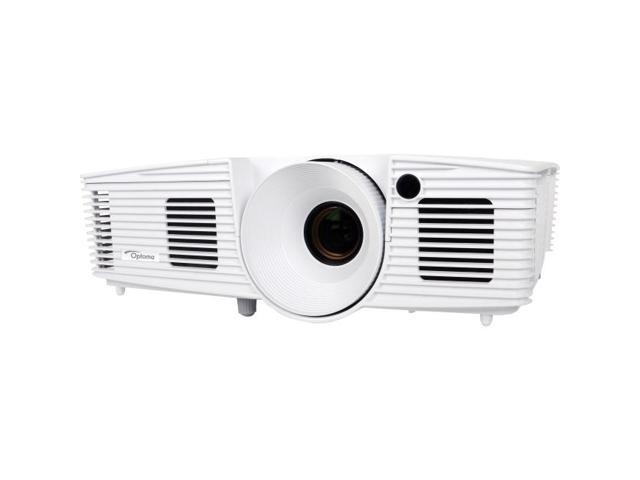 Optoma - EH341 - Optoma EH341 3D Ready DLP Projector - 1080p - HDTV - 16:9 - Front, Rear, Ceiling - 210 W - 4000 Hour