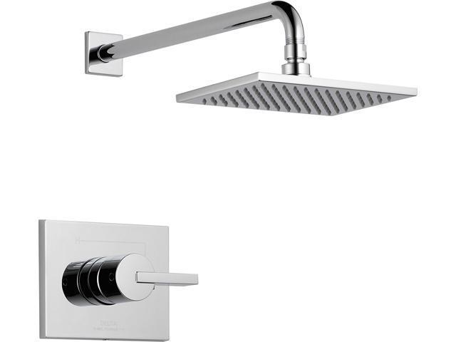 Delta T14253 Vero 1-Handle 1-Spray Raincan Shower Only Faucet in ...
