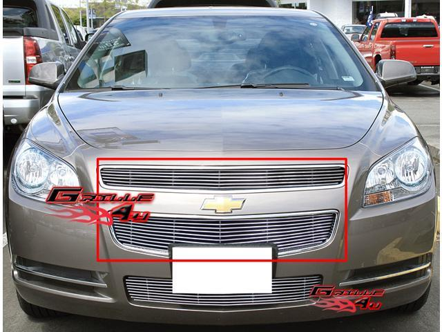 For 08-11 2011 Chevy Malibu Billet Grille Insert #N19-A08766C