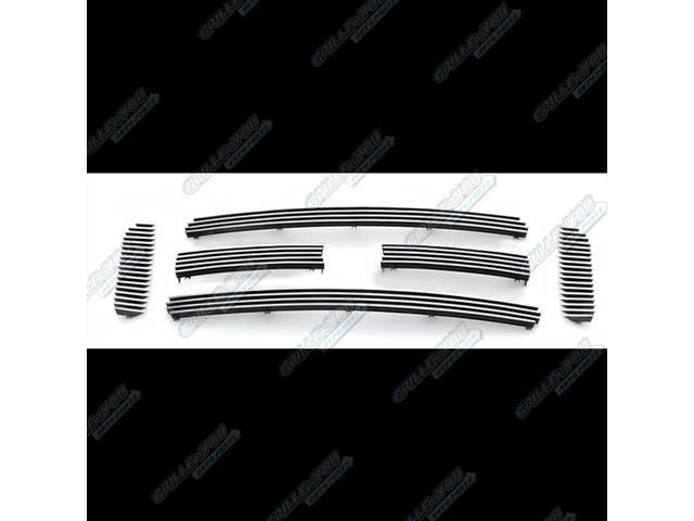 For 99-04 Ford F250/F350/F450/ F550 Billet Grille Insert #N19-A99358F