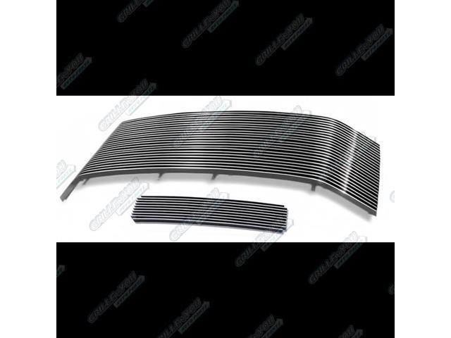 For 05-07 Ford F-250/F-350/F-450/F-550 Billet Grille Combo #N19-A92678F