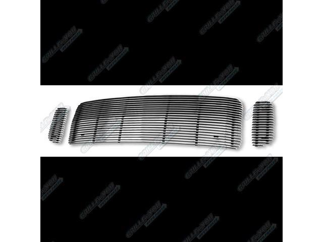 For 99-04 Ford F250/F350/Super Duty/Excursion Billet Grille #N19-A90756F