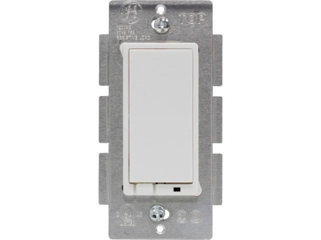 ge 45612 ge 45612 wireless lighting control in wall dimmer. Black Bedroom Furniture Sets. Home Design Ideas