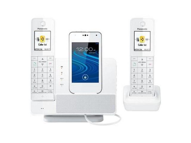 Link2Cell Dock Style, Bluetooth, 2HS, Wh - KX-PRD262W