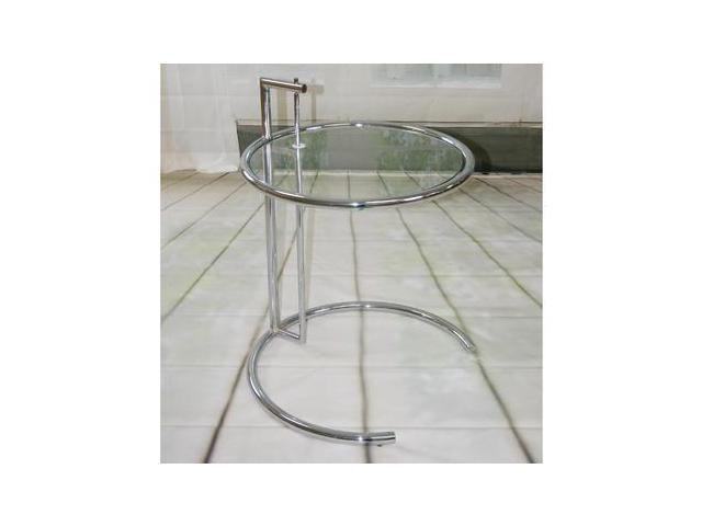 Mod Made Eileen End Table In Silver
