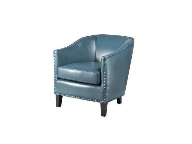 Madison Park Fremont Accent Chair In Blue
