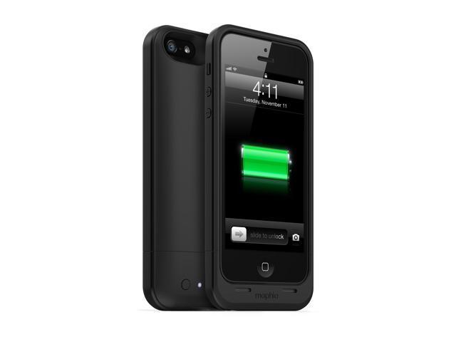 mophie Black 1700 mAh Juice Pack Air Battery Power Adapter 2520_JPS-IP5-BLK