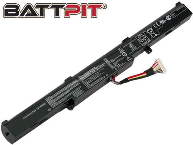 BattPit: Laptop Battery Replacement for Asus F550 F751 K751 P750L R752LK X751 A41-X550E