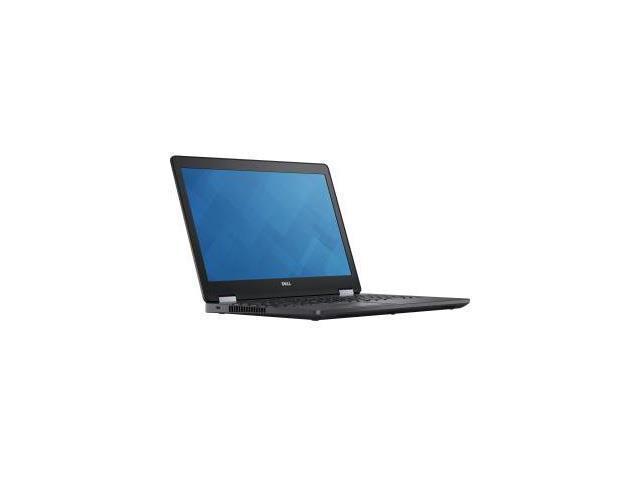 DELL Laptop Latitude E5570 Intel Core i5 6300U (2.40 GHz) 4 GB Memory 500 GB HDD Intel HD Graphics 520 15.6