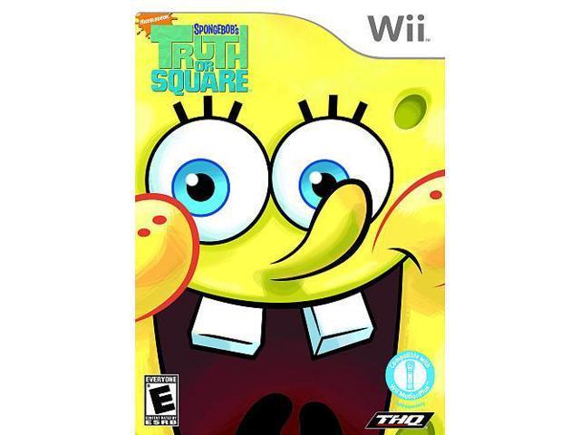 SpongeBob: Truth or Square for Nintendo Wii